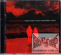 White Stripes, The - Under Great White Northern Lights (Sealed) (СD+DVD)