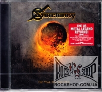 Sanctuary - The Year The Sun Died (Sealed) (CD)