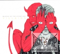 Queens Of The Stone Age - Villains (Sealed) (CD)