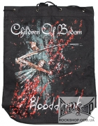 Children Of Bodom - 01 - Blooddrank (рюкзак)