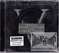 Bullet For My Valentine - Venom (Special Deluxe Edition) (3D Cover) (Sealed) (CD)