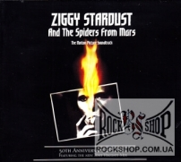 Bowie, David - Ziggy Stardust And The Spiders From Mars - The Motion Picture Soundtrack (OST) (30th Anniversary 2CD Set) (Sealed) (2CD)