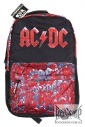 AC/DC - Pocket All Over Print (Official Merchandise) (Рюкзак)