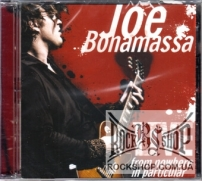 Bonamassa, Joe - Live From Nowhere In Particular (Sealed) (2CD)