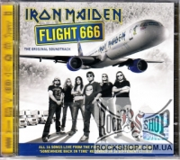 Iron Maiden - Flight 666 - The Original Soundtrack (OST) (Sealed) (2CD)