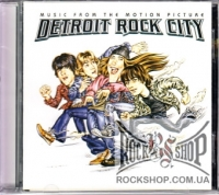 Detroit Rock City - Music From The Motion Picture (OST) (CD-DA)