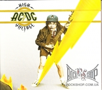 AC/DC - High Voltage (Remastered) (Sealed) (CD)