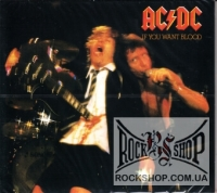 AC/DC - If You Want Blood You've Got It (Remastered) (Sealed) (CD)